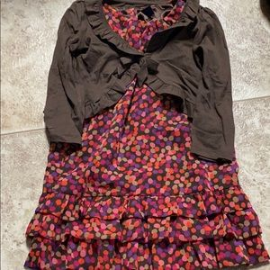 Gap dress and jacket